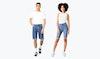 Därför är långa jeansshorts sommarens shortstrend!